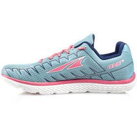 Altra One V3 Marathon Running Shoes Women light blue/coral